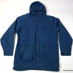 Vintage Woolrich Coat Lined Hunting Field Jacket